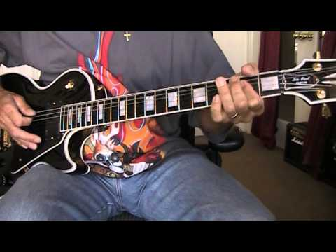 Double Vision - Foreigner (Guitar Cover)