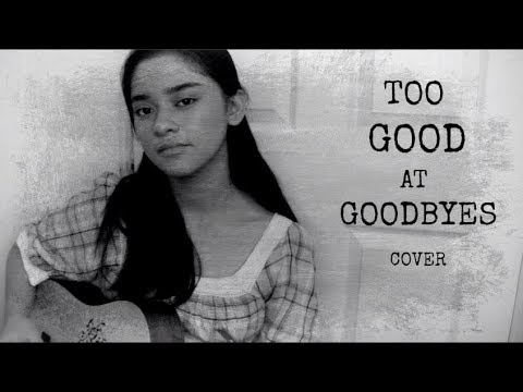 Too Good At Goodbyes (Cover) | Sam Smith
