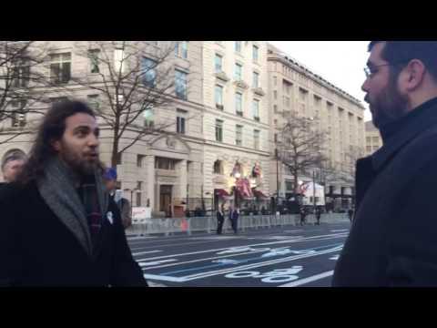 Matthew Heimbach Destroys Antifa in Debate