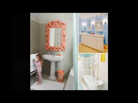 Awesome Kids bathroom decorating ideas