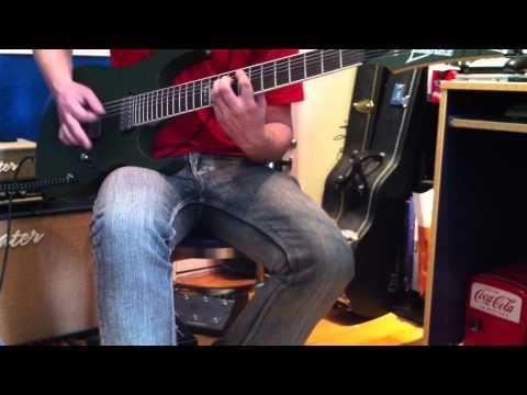Ibanez Apex II Tone Test