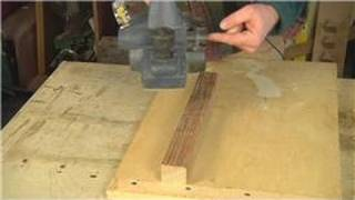 Home Remodeling Tools : How To Use A Handheld Power Planer