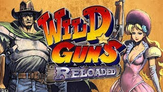 Wild Guns Reloaded (Switch) First 13 Minutes on Nintendo Switch - First Look - Gameplay ITA