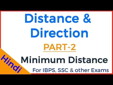 Minimum Distance Between Two Points - Part 2