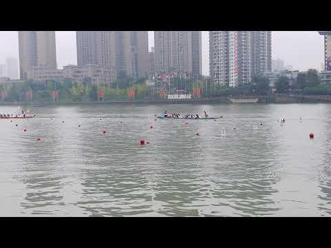 2018.10.19 Chongqing World Cup 1000m heat, HK team start