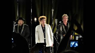 Bob Dylan and His Band Melbourne, Australia 14 August 2018 Margaret...