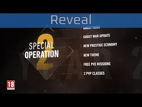 Ghost Recon Wildlands - Special Operation 2 Reveal Trailer [HD 1080P]