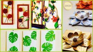 6 Summer Themed Room Decor Ideas| gadac diy| craft ideas for home decor|  wall decoration idea