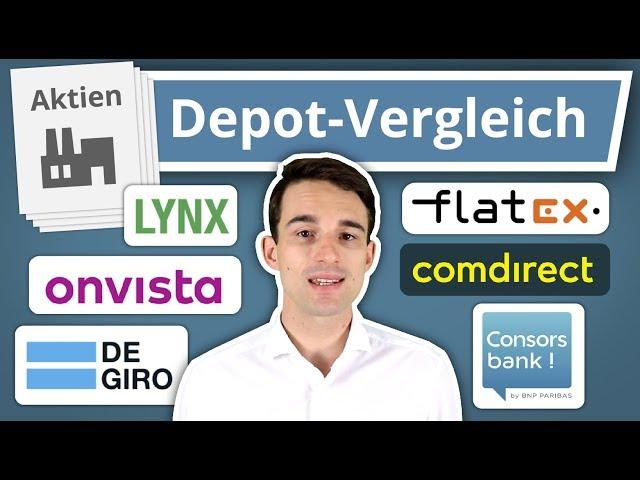 Das beste Aktiendepot\: Online Broker im Vergleich!