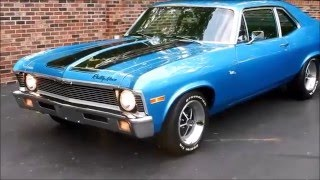 1971 Chevrolet Nova Rally for sale Old Town Automobile in Maryland