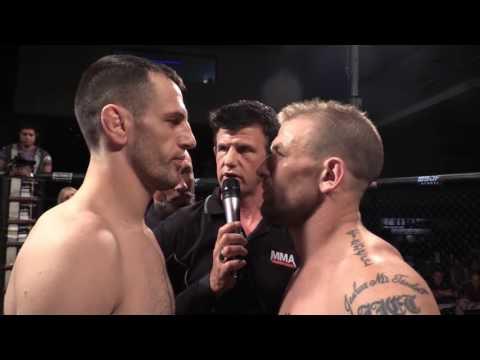 ETERNAL MMA 20 - ISAAC TISDELL VS CALLAN POTTER - ETERNAL AUSTRALIAN LIGHTWEIGHT MMA TITLE FIGHT