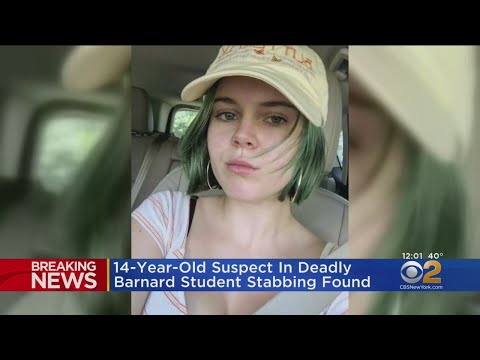 Tessa Majors Killing: 14-Year-Old Arrested, Charged As An Adult In Connection To Murder from YouTube · Duration:  2 minutes 39 seconds