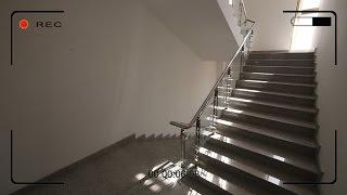 """Социальный ролик о """"пользе ходьбы по лестницам"""""""
