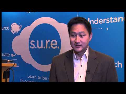 SURE Day: Interview with Steven Chia