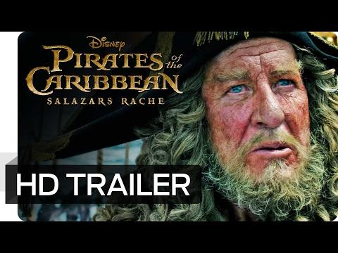PIRATES OF THE CARIBBEAN: SALAZARS RACHE - Extended Sneak Peek (deutsch | german) | Disney HD