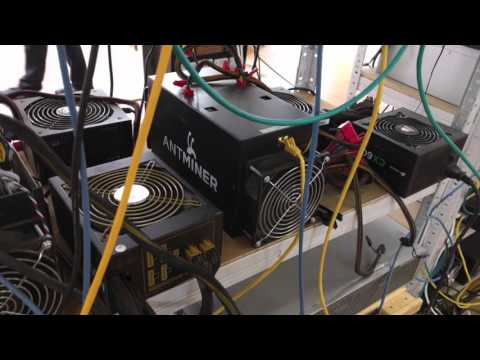 Securing the Blockchain - Bitcoin Mining in Switzerland