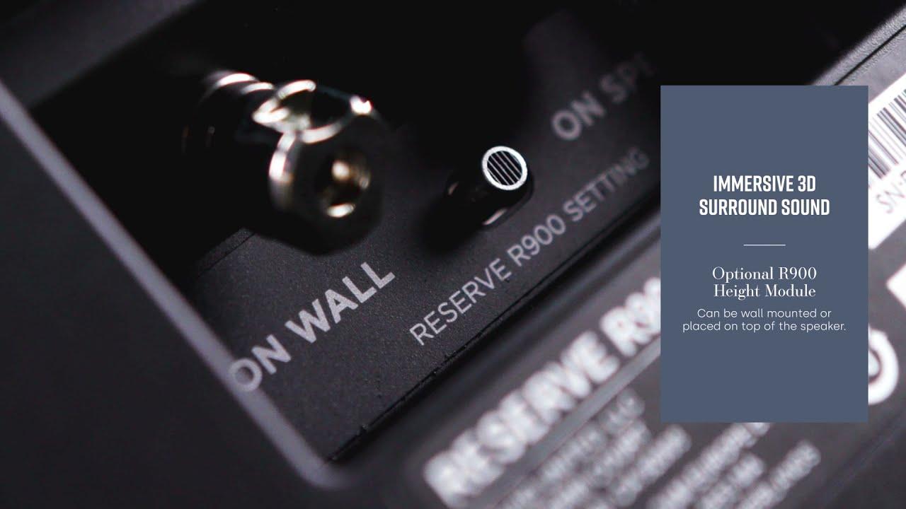 RESERVE // R700 Floor Standing Speaker // Large video thumbnail