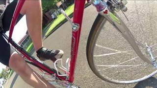 Mid 80's Legnano Road Bike