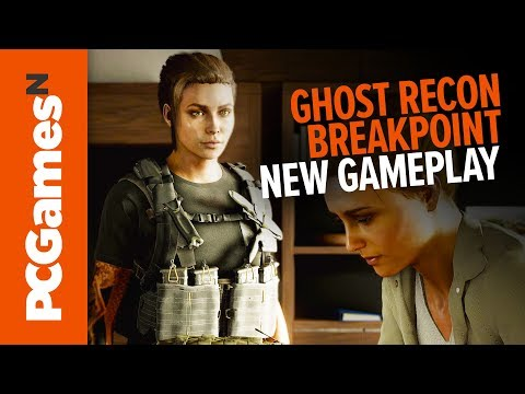 Ghost Recon Breakpoint | 35 minutes of new gameplay