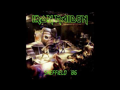 Iron Maiden - Sheffield ´86 (1986)