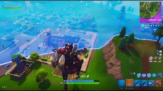 Going for JETPACK SKYBASE Wins.. Fortnite Battle Royale!