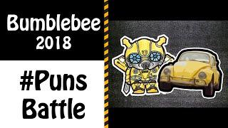 Funny Puns Battle Bumblebee - Transformer | Easy Jokes, Funny Jokes, Everyday Puns