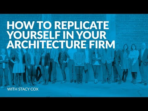 272: How to Replicate Yourself in Your Architecture Firm with Stacy Cox