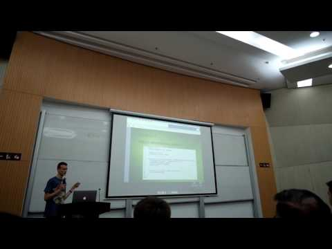 Vitalik Buterin - Ethereum Shenzhen Keynote Full Video 1/3