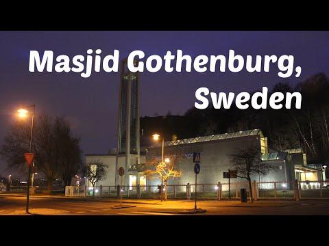Masjid Gothenburg di Sweden