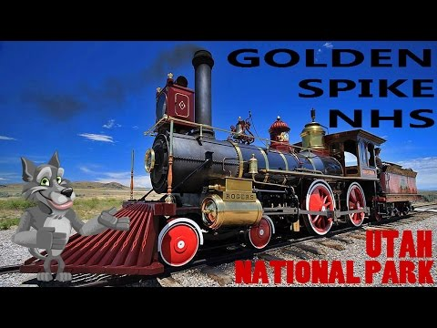 Golden Spike National Historic Site | Meeting in the middle