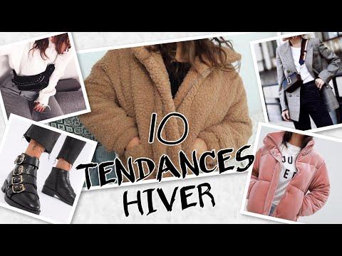 10 Tendances Mode Automne/Hiver 2018-2019 ♡