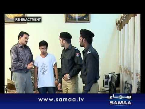 Khoji May 11, 2012 SAMAA TV 1/4