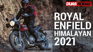 ROYAL ENFIELD HIMALAYAN 2021