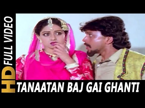 Tanaatan Baj Gai Ghanti Sajan | Kavita Krishnamurthy, Mohammed Aziz | Watan Ke Rakhwale Songs