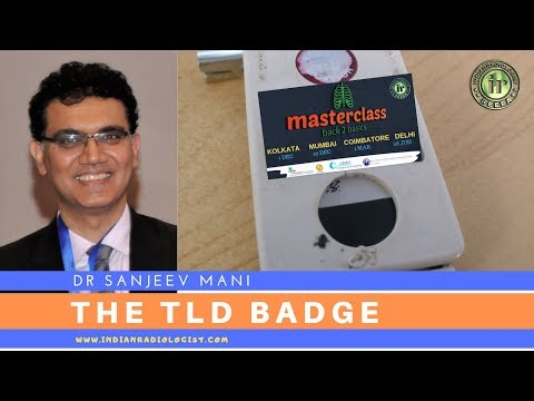 TMT: TLD Badge By Dr Sanjeev Mani