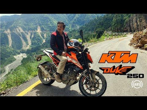 KTM DUKE 250 2019 ABS - Kanti lok Path Ride