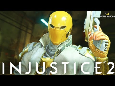 "THE GOD RED HOOD! - Injustice 2 ""Red Hood"" Gameplay (Online Ranked)"