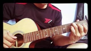 Để cho em khóc - Vy Oanh - Guitar Solo