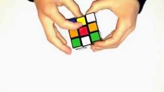 Строение кубика Рубика 3x3x3