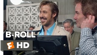 The Nice Guys B-ROLL 2 (2016) - Ryan Gosling, Russell Crowe Movie HD