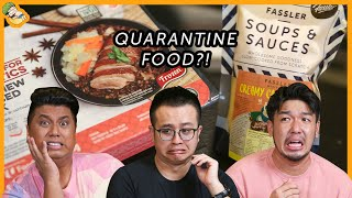 Food King Singapore: Best vs Worst Healthy Instant Food!