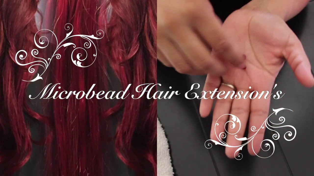 Microbead hair extensions diy youtube microbead hair extensions diy pmusecretfo Gallery