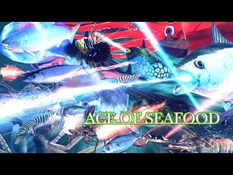 Ace of Seafood - DID THAT LOBSTER JUST SHOOT LASERS