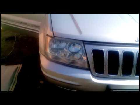 Замена сальника полуоси переднего моста jeep grand cherokee.