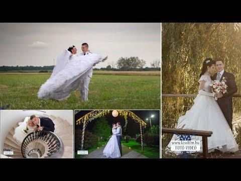 Esküvői Fotó és Videó készítés  Nyíregyházán és környékén
