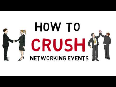 How to Network  Get a Big 4 Accounting Job Through Networking Events