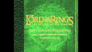 The Lord of the Rings: The Return of the King CR - 09. Dwimorberg - The Haunted Mountain