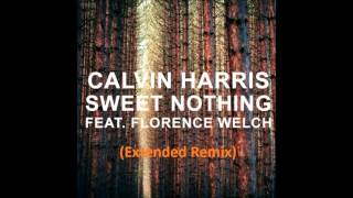 Calvin Harris feat. Florence Welch - Sweet Nothing (Extended Mix)