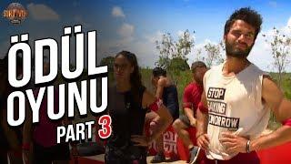 Ödül Oyunu 3. Part   33. Bölüm   Survivor Türkiye - Yunanistan