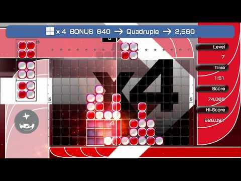 Lumines Live: Challange Mode (Base)